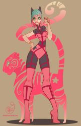 Character Design - Jess-Catastrophe by MeoMai
