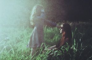 The Light for my Mother. by laura-makabresku