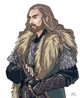 Thorin Oakensheld by airstalker