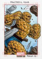 The Thing - Marvel Bronze Age by tonyperna
