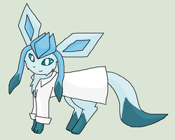 DeepFreeze the Glaceon by LuxrayBlast