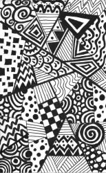 Oopsie Doodle Abstract 8-16-18 by MelianMarionette