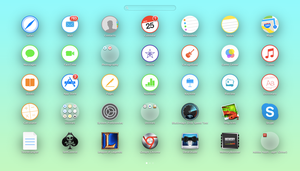 Circular Launchpad Folders (With Install) - Rohan by rsood
