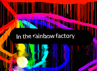 Rainbow factory by Cyber-Wolf-300