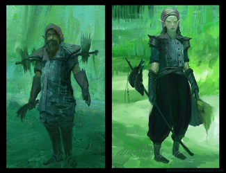 Wind - Forest People by parkurtommo
