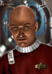 Lieutenant-Commander Picard by punisher357