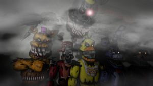 The nightmares are coming back. (SFM) by ScatmanGu