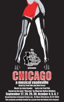 Chicago Poster by charlando