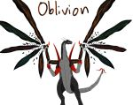 Oblivion: Demon of Destruction by MasterofNintendo