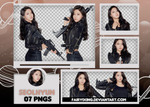 [PNG PACK #611] Seolhyun - AOA (Sudden Attack) by fairyixing