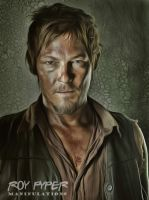 The Walking Dead: Daryl: Anisotropic Re-Edit by nerdboy69