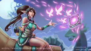 Ying Wallpaper (Watermark) by M-Katar