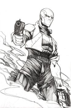 Red Hood by Harpokrates