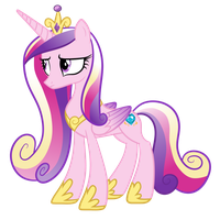 Princess Cadence Vector by Proenix