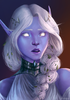 Night Elf by Kynnarus