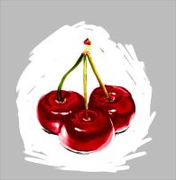 Cherries by Tthal