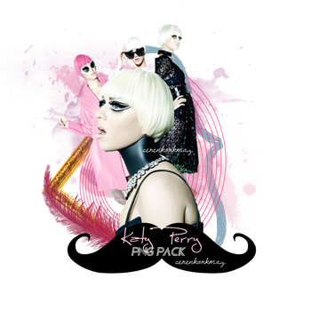 PACK 2 | Katy Perry by CerenKorkmaz