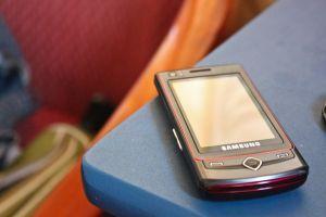 Samsung S8300 by 13ride89