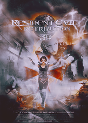 Resident Evil Retribution graphic by Dimka4