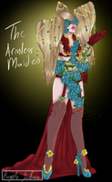 The Armless Maiden (Tales Told Villain) by Purple-Zebra-Product