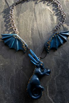 Amulet of the Dragon by PunkTrunk