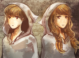 Final Fantasy Tactics~White Mages by kaifuu