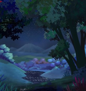 riverside at night by lawliet21-27