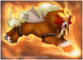 No. 244 - Entei