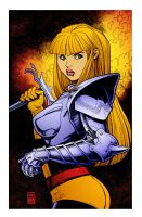 Magik by Arthur Adams by DrDoom1081