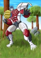 Beast Wars Lio Convoy by rattrap587