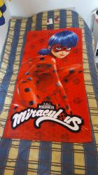 Miraculous towel by EgonEagle