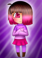 Betty - Glitchtale by LightRosee