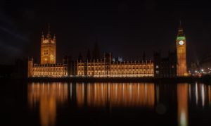 Houses of Parliament - Rework by InayatShah