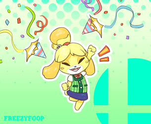ISABELLE!! by Foop-McFawn