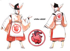 Alice Designs: Rabbit by otherwise