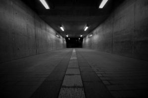 Lights into nowhere. by dewhacker