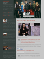 Criminal Minds Gportal design by BrielleFantasy