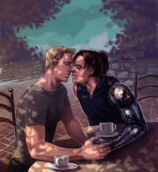 Captain America: The Winter Soldier - Sunday by maXKennedy