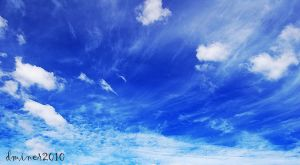 Blue Sky by daniellepowell82