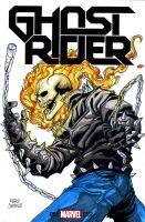 GHOST RIDER cover on sale ebay by mdavidct