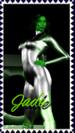 Jade Stamp by TrekkieGal