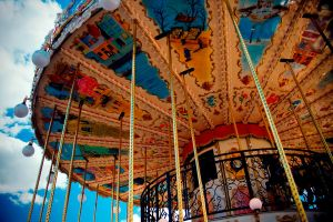 Carousel by red-sunflower