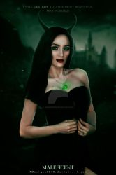 Maleficent by KDesigns2018
