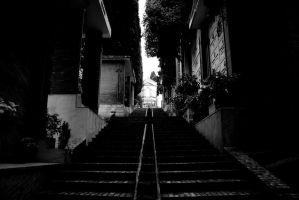 The Cemetery of Recanati by Demyan