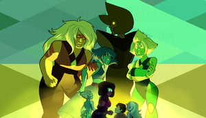 Screencap Redraw: Steven Universe by Kawee-Kawee