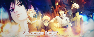 [Facebook] LeSaviezVousVersionNaruto by XxAjisai-GraphicxX