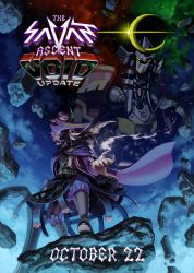 The Savant Ascent Void Update Poster by Imson