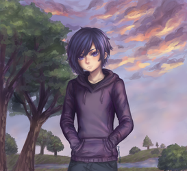 Stardew Valley: Sebastian by PhantomKittyy