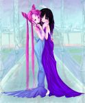 Chibiusa and Saturn by ovod