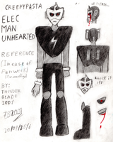 (SCHOOL DRAW) ElecMan Unhearted Complete Reference by Thunderblade2001